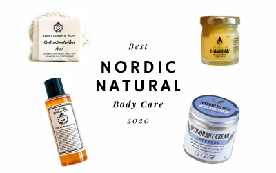 Get to Know the Winners – Body Care