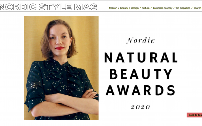 AWARDS FEATURED IN NORDIC STYLE MAGAZINE